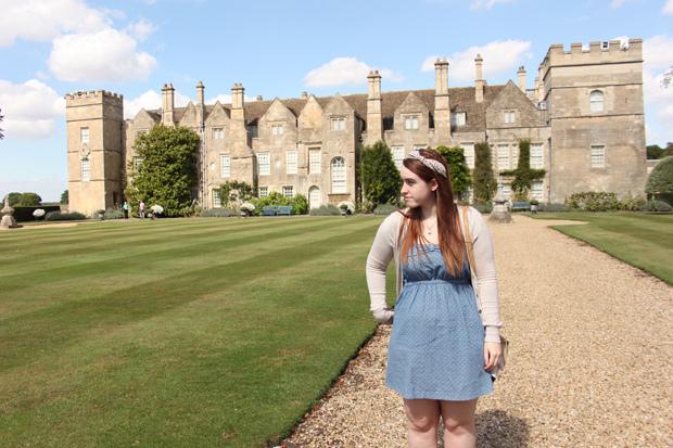 Read Grimsthorpe Castle by April