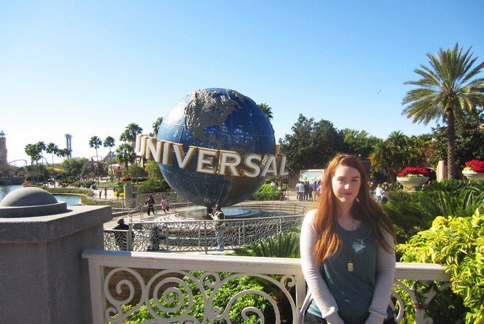 Read Holiday Snaps: Day 3 – Universal Studios by April