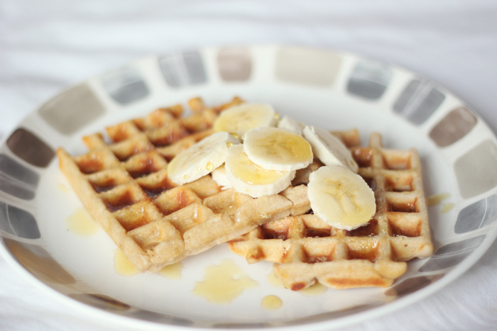 Read Recipe: Homemade Waffles by April