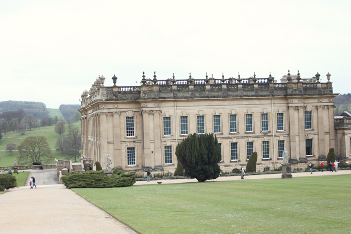 Read Day Trip: Chatsworth House by April