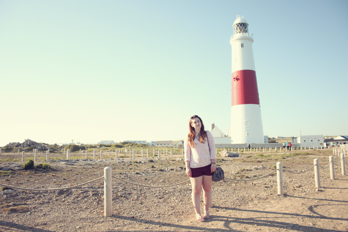 Read Day Trip: Portland Bill Lighthouse by April