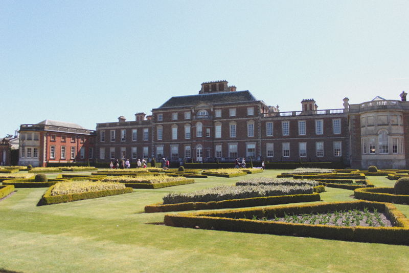 Read Day Trip: Wimpole Hall by April