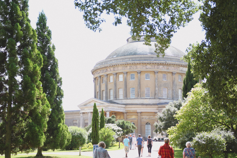 Read Day Trip: Ickworth House by April