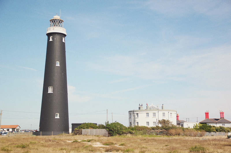 Read Day Trip: Dungeness Lighthouse by April
