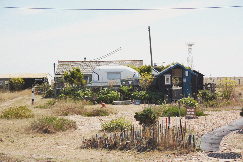 Read Day Trip: Dungeness Nature Reserve by April