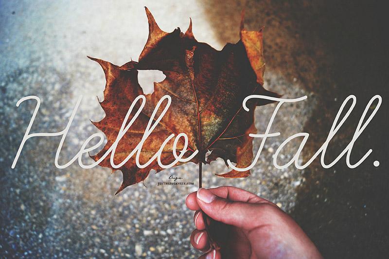 Read Autumn by April
