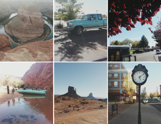 Our Mini American Road Trip - Nevada // Utah // Arizona