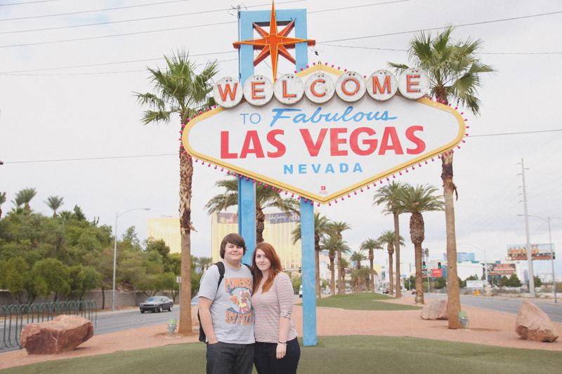 Read Our Road Trip – Las Vegas: Part Two by April
