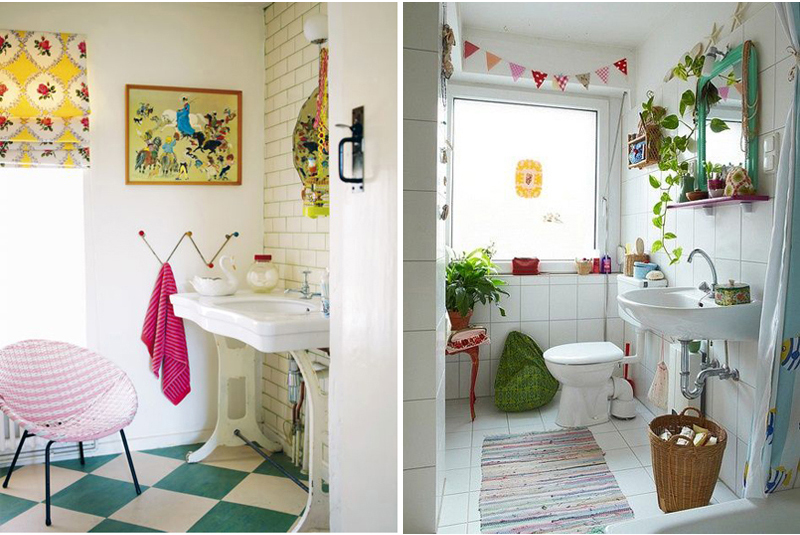 Read Bathroom Inspiration by April