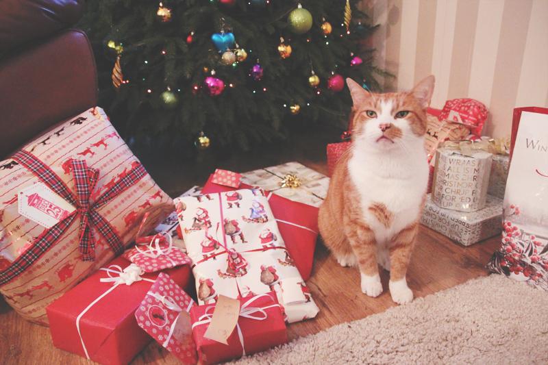 Christmas Presents // aprileveryday.com