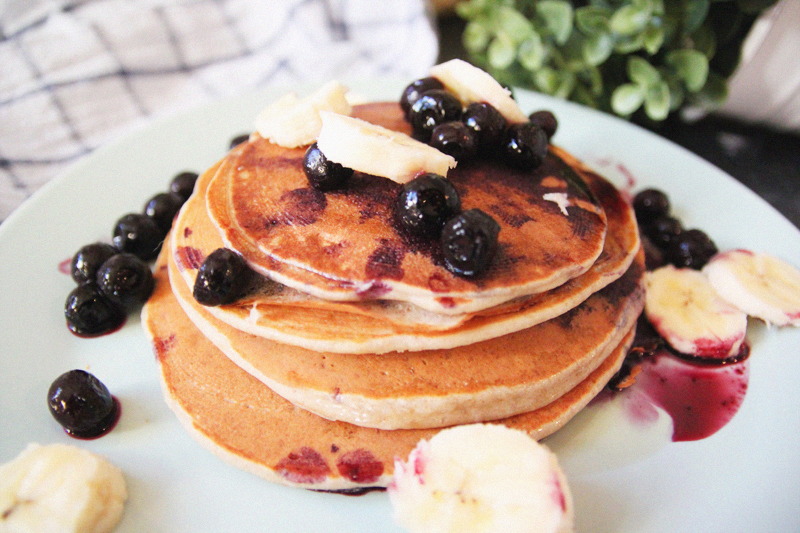 Read Recipe: Banana Buckwheat Pancakes by April