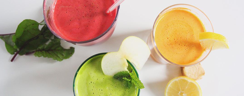 Favourite Summer Juices