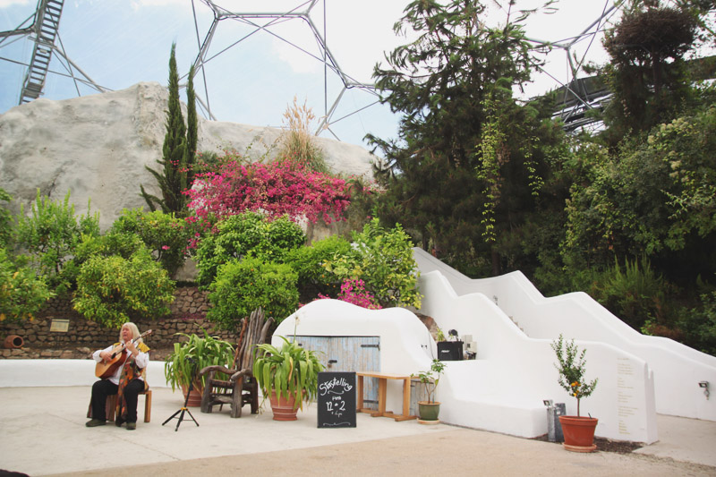 Read Eden Project Part 2 – The Mediterranean Biome by April