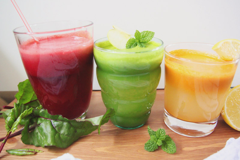Read My Favourite Summer Juices by April