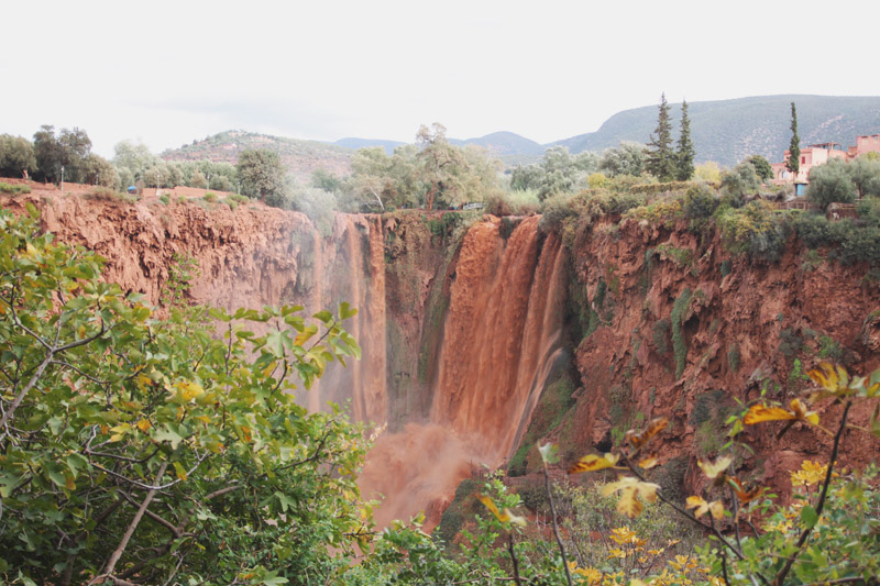Read A Day Trip to the Ouzoud Falls in Morocco by April