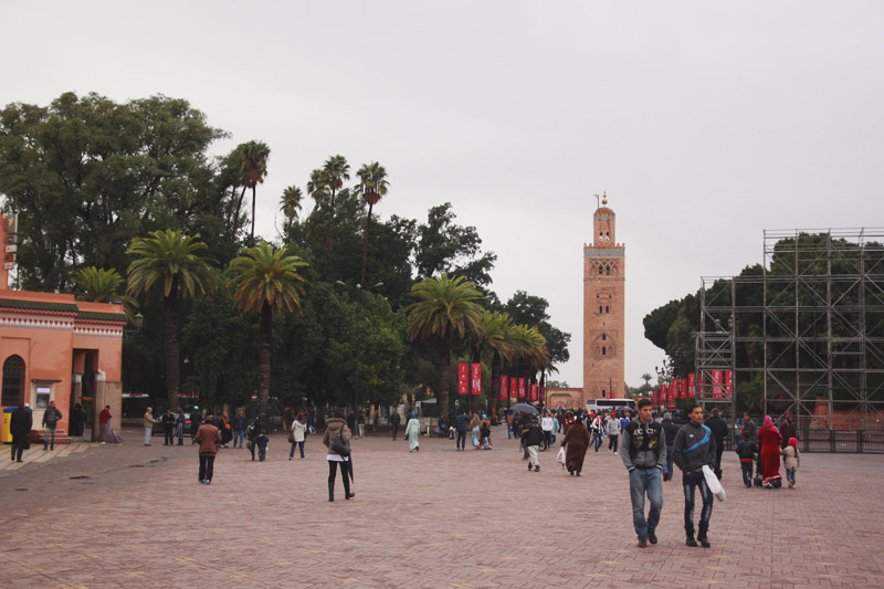 Read Scenes from Marrakech by April