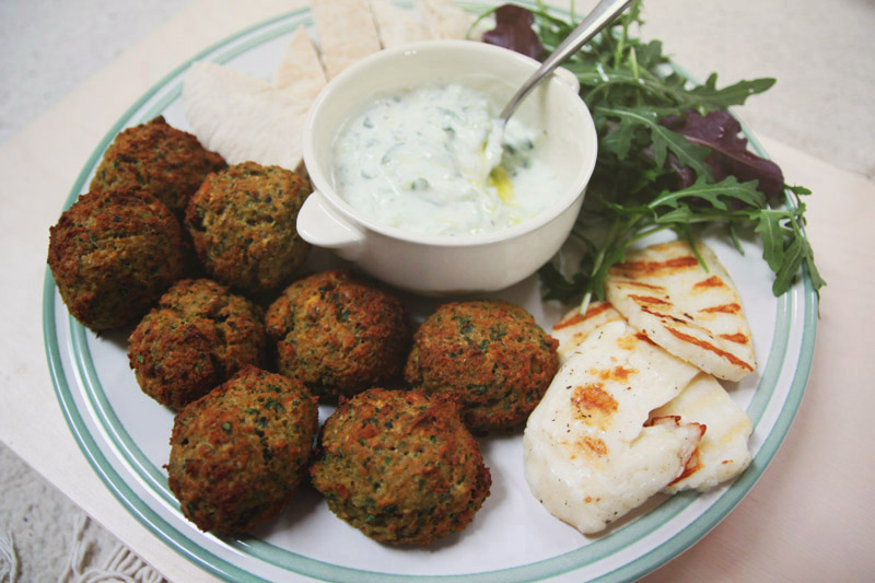 Read Recipe: Gluten-Free Carrot & Coriander Falafels by April