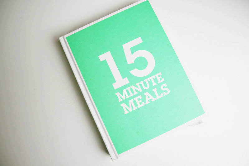 15 Mintue Meals
