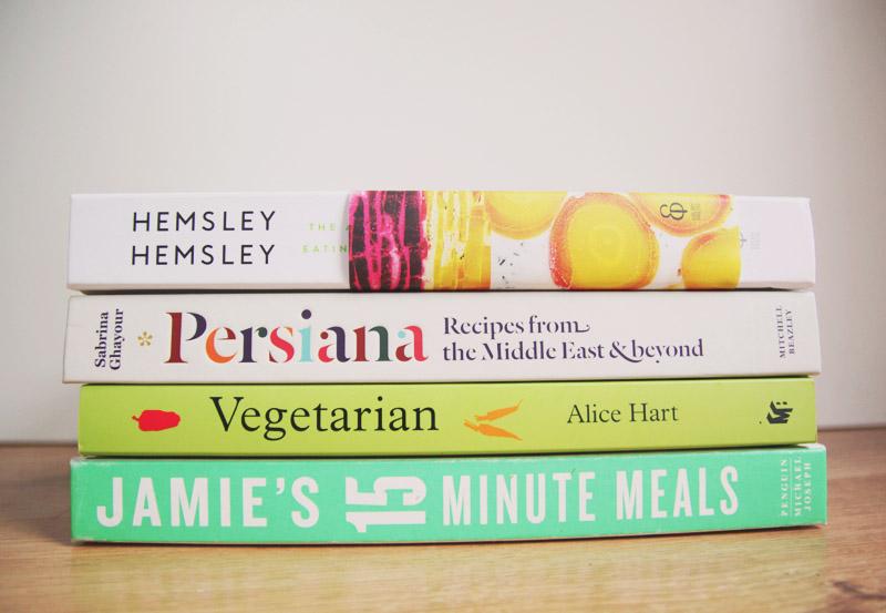 My Favourite Recipe Books