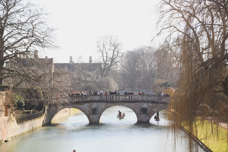Read Two Hours in Cambridge by April
