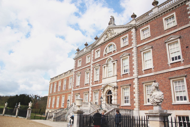 Read Wimpole Hall and Gardens by April
