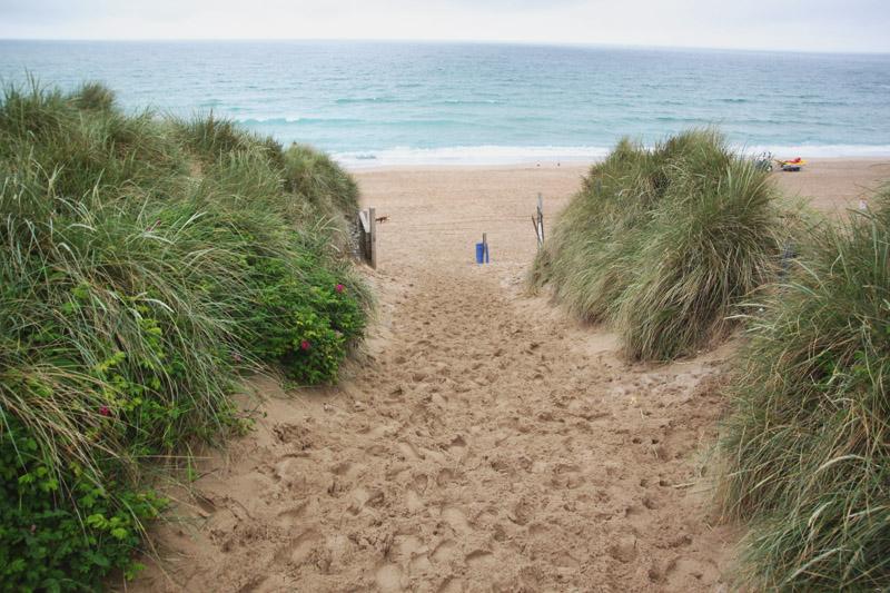 Fistral Beach, Newquay - Cornwall