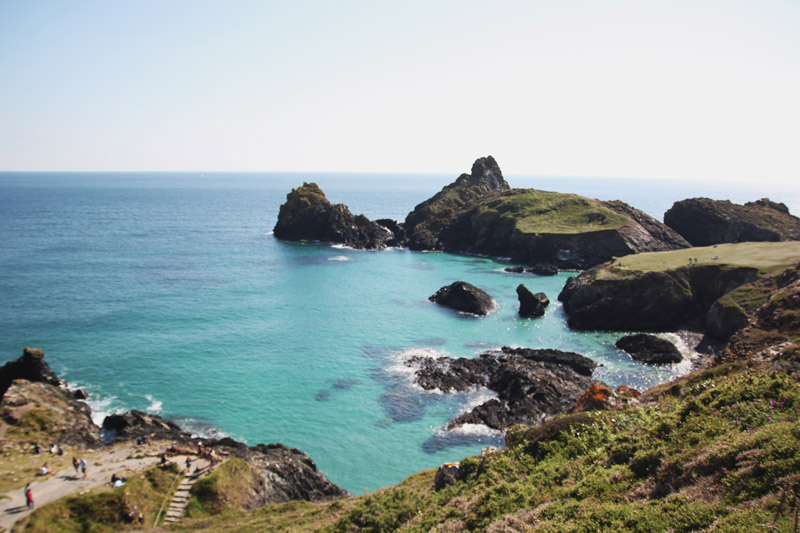 Read Lizard Point & Kynance Cove by April