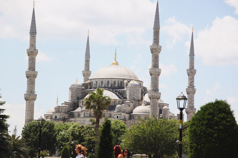 Read How to Spend 24 Hours in Istanbul by April
