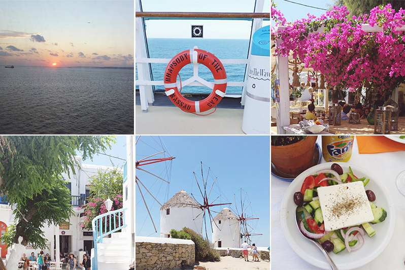 Read Snapshots from our Mediterranean Cruise by April