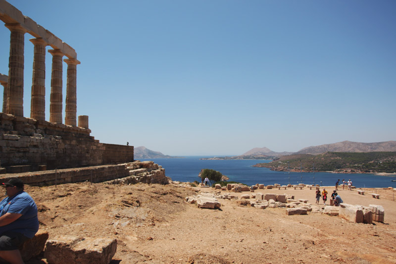 Cape Sounion, Greece