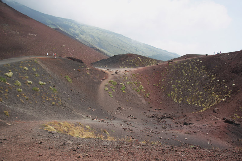 Silvestri Spent Craters, Sicily