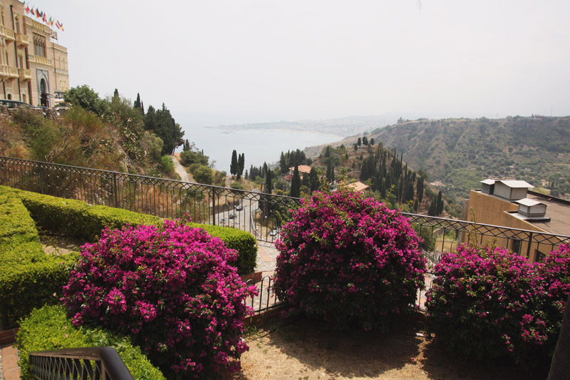 Read Seeing Volcanoes on Mt Etna & the Cobbled Streets of Taormina, Sicily by April