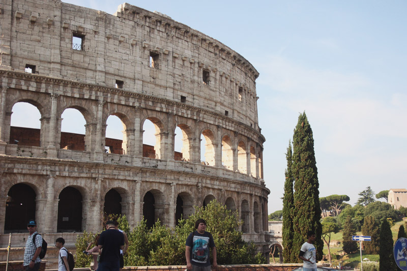 Read How to Spend 72 hours in Rome by April