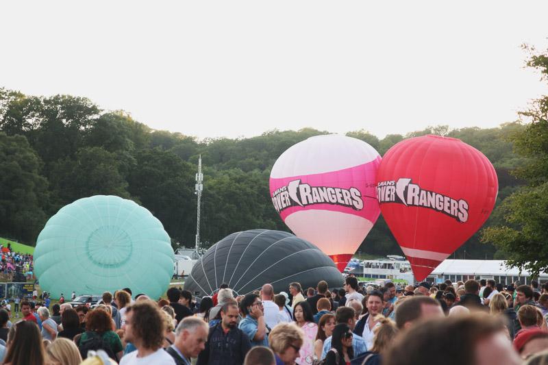 Read Bristol International Balloon Fiesta by April