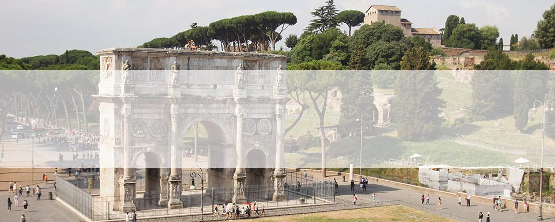 Slider Banner Template rome