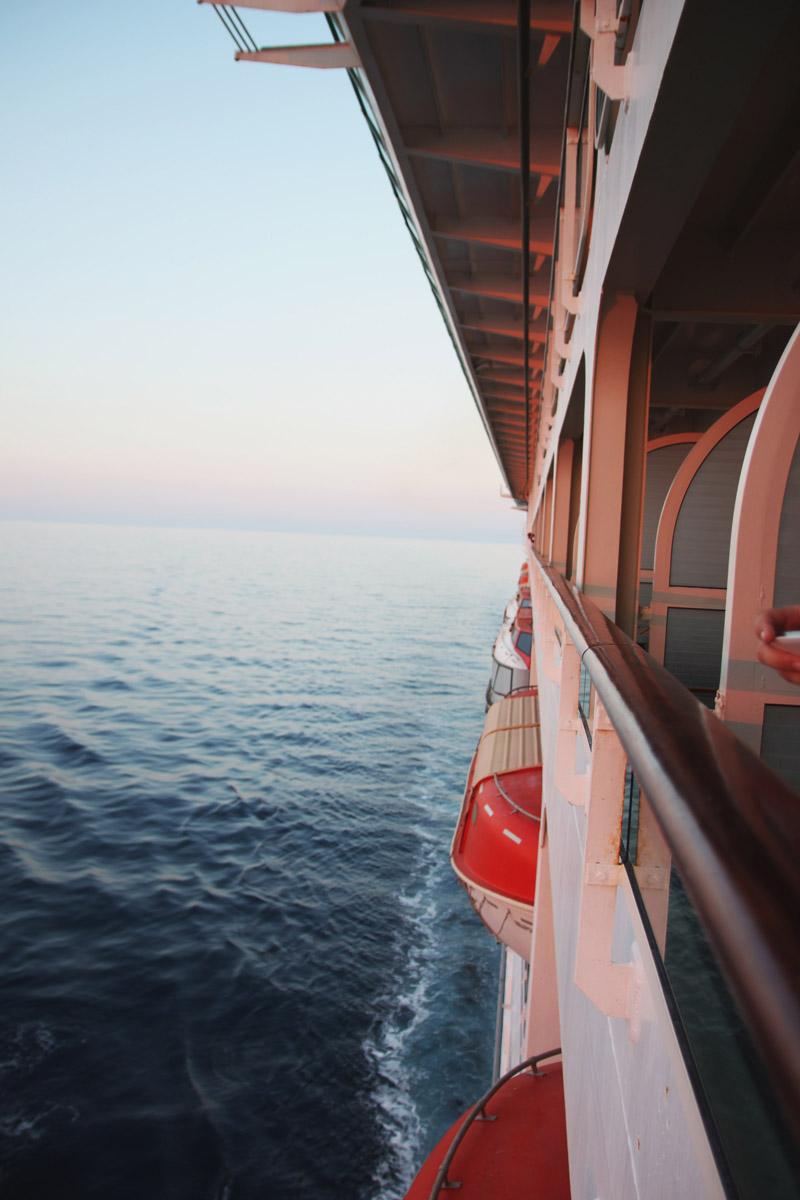 Royal Caribbean, Rhapsody of the Seas Cruise