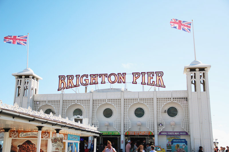 Read A Day in Brighton by April