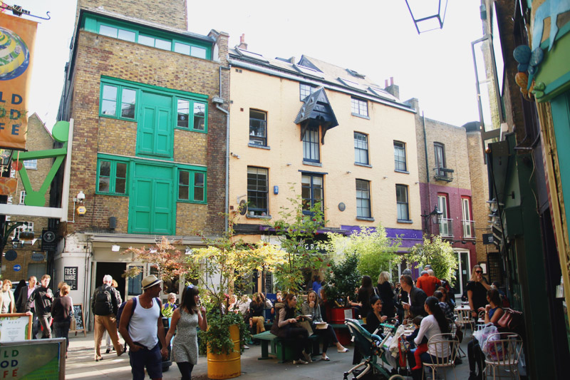 Read Comptoir Libanais, Covent Garden & Neals Yard by April