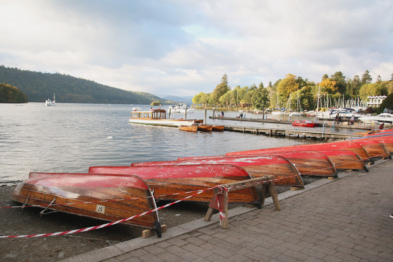 Read Exploring the Lakes – Windermere & Thirlmere by April