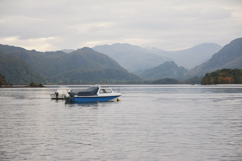 Read Hiring a boat on Derwentwater by April
