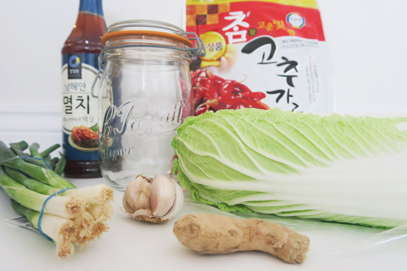Read Recipe: Homemade Kimchi by April