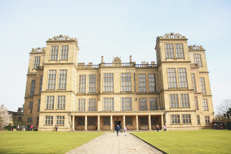 Read Hardwick Hall by April
