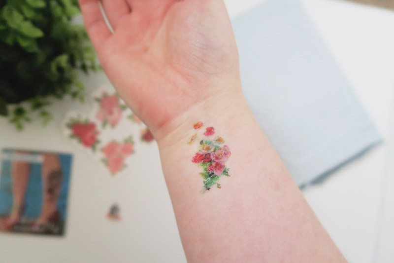 Siideways Temporary Tattoos