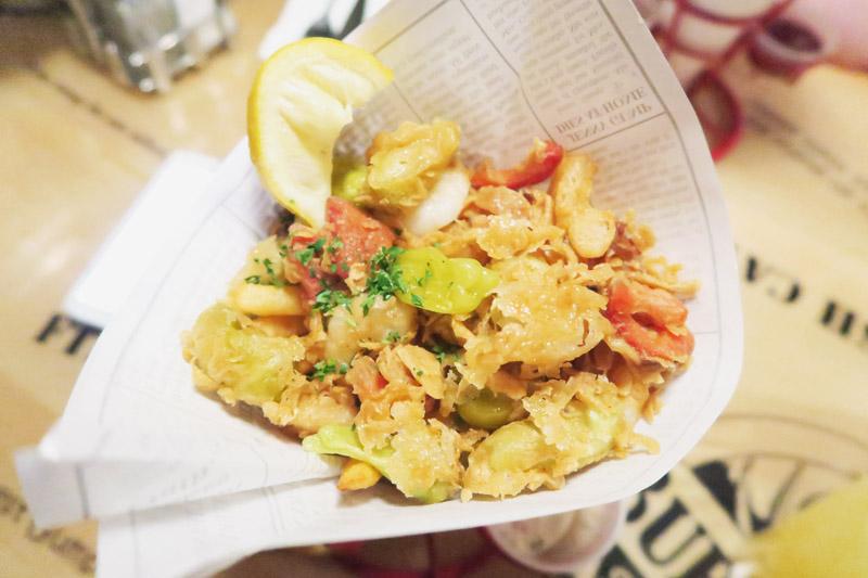 Bubba Gump Shrimp London