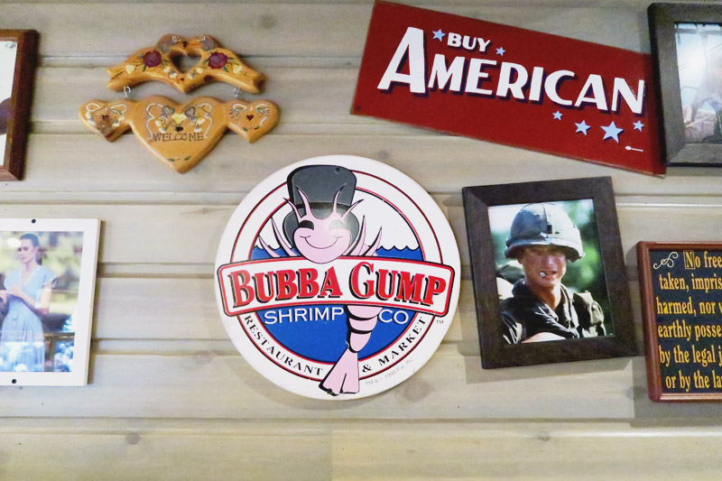 Bubba Gump Shrimp London