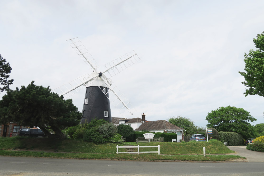 Read Stow Windmill by April