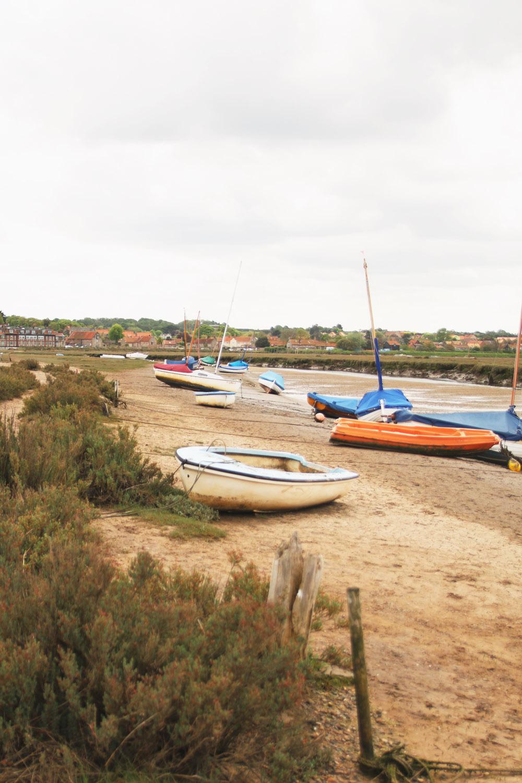 Blakeney Quay & Nature Reserve
