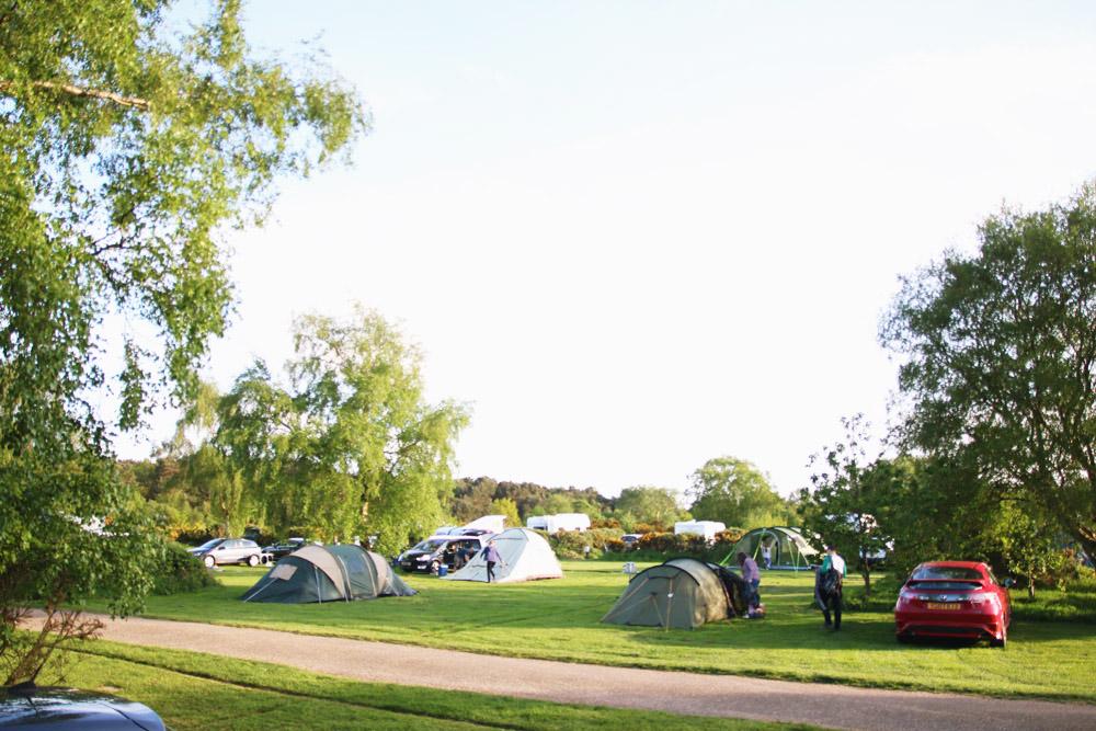 Kelling Heath Campsite