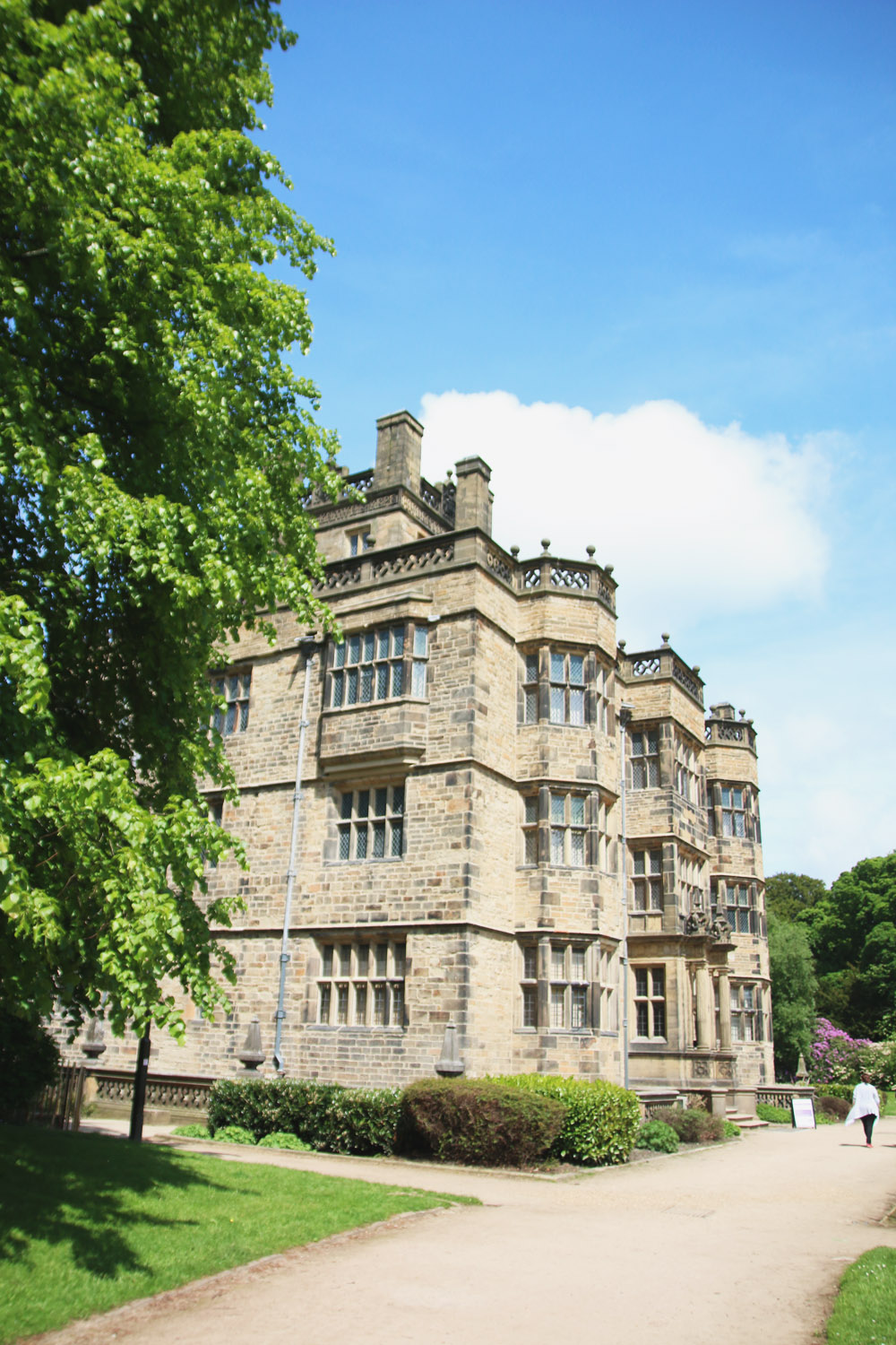 Gawthorpe Hall
