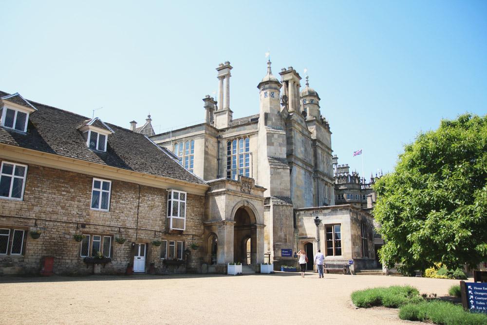Burghley House